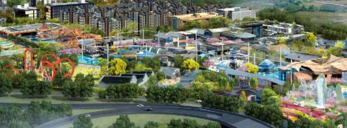 打破传统边界,扬州梦幻之城打造开放式商业游乐综合体