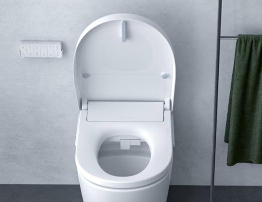 贴心设计,让如厕更卫生——智米智能马桶盖S
