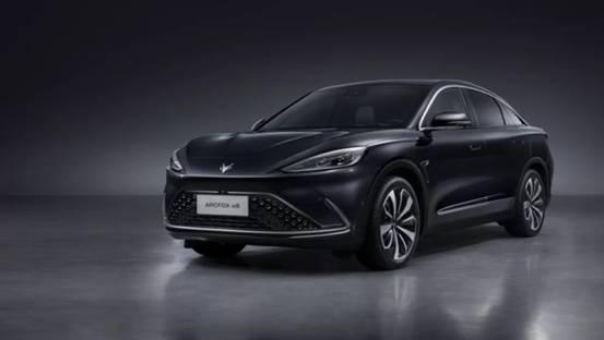 ARCFOX极狐得到华为站台,刷新人们对新能源汽车的认识