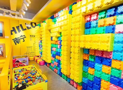 南宁的小伙伴们,MUMU FAMILY(民生路店)新店开业,来打卡这家超级网红店吧!!