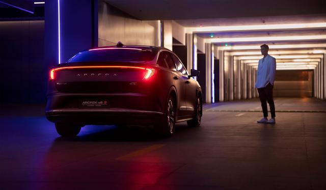 北汽蓝谷:极狐阿尔法S新车走在自动驾驶前列