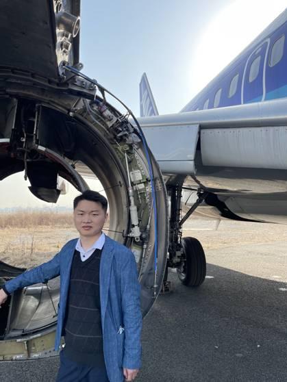 这家公司是中国最大的飞机租赁销售拆解商,已经租赁销售拆解了120架商用飞机空客A320波音737